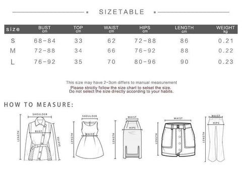 Size Chart for RAR Sportswear. Fitness Gear, Workout Clothes, and Yoga Leggings for Women. Sports Bras. Sports Tops.