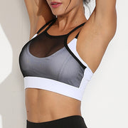 Mesh Breathable Sport Bra