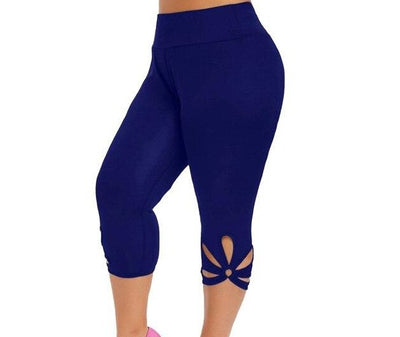 Elastic Woman Leggings