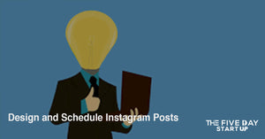 Design and Schedule Instagram Posts With These Two Apps