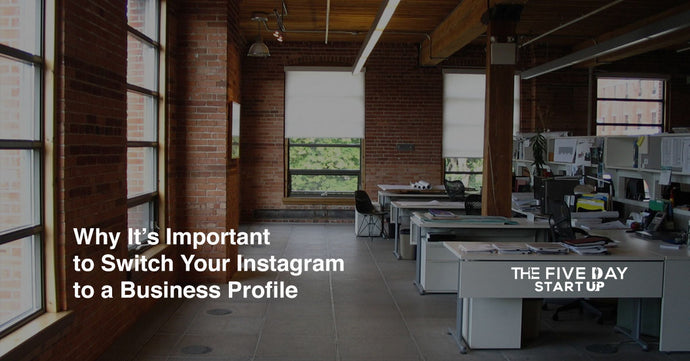 Why It's Important to Switch Your Instagram to a Business Profile, Even If You Are Not a Business