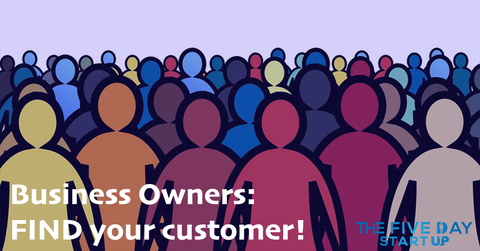 FIND your customer!