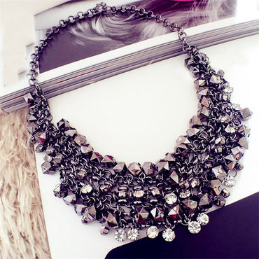 Vintage statement Choker Necklace