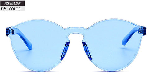 Highly Stylish New One Piece Sunglasses