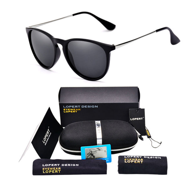 Cat Eye HD Polarized Sunglasses