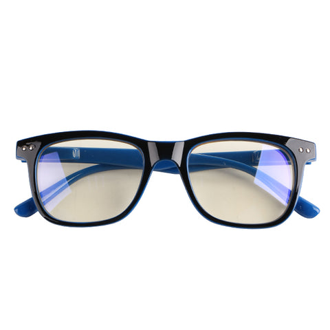 PC frame Anti Blue ray Radiation protection Square shape Anti eye fatigue Computer goggles.