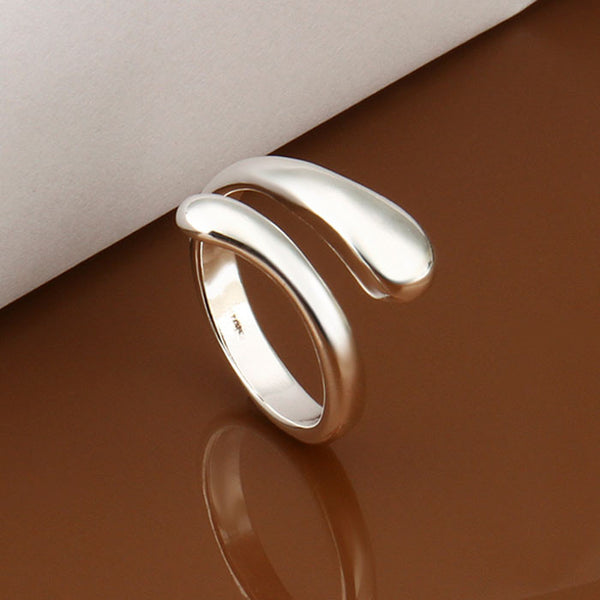 Chic Design Finger Opening Adjustable Ring
