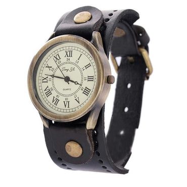 Casual Analog Punk Fashion Watch