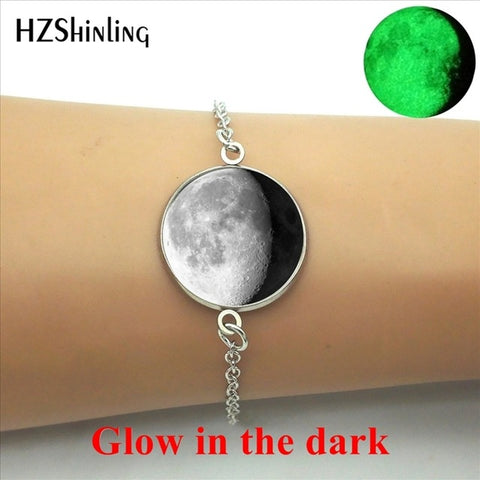 New Arrival Glow in the dark  Steampunk Bracelet