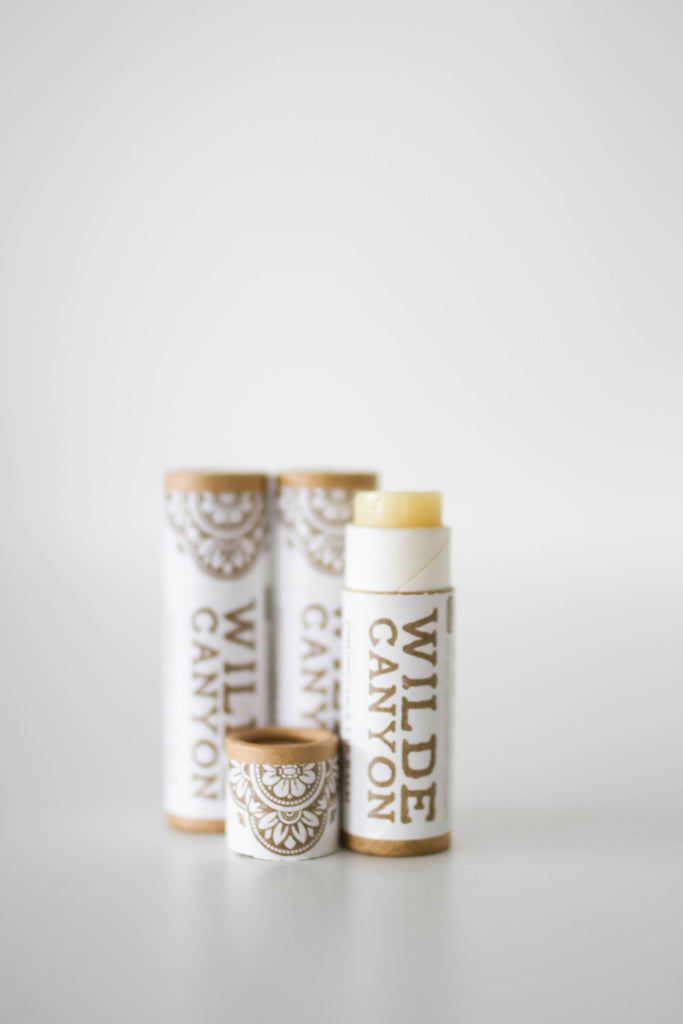 Wildflower Balm Trio