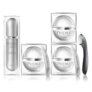 Bio Brightening Balancing Collection Rich with Vitamin E & A with Skincare Infuser