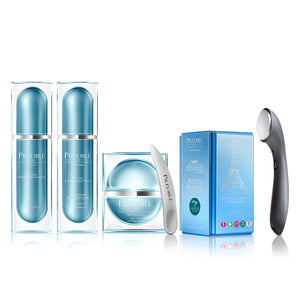 Eye Care Anti-Aging Collection with Skincare Infuser (Bundle)
