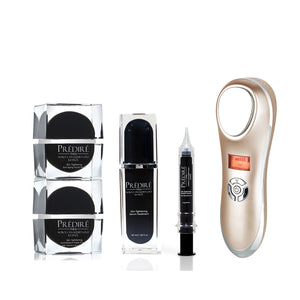 Skin Tightening Anti-Aging Collection with Infinity Element Hot and Cool Sonic Compress
