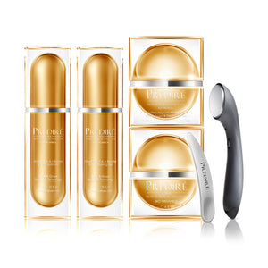 Vitamin A,C, & E Booster & Hydrating Collection with Skincare Infuser