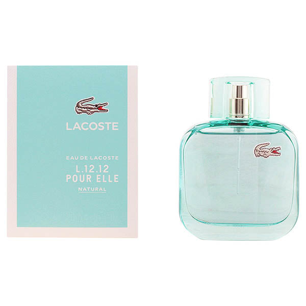Perfume Mujer L.12.12  Natural Lacoste EDT - My Beauter Shop