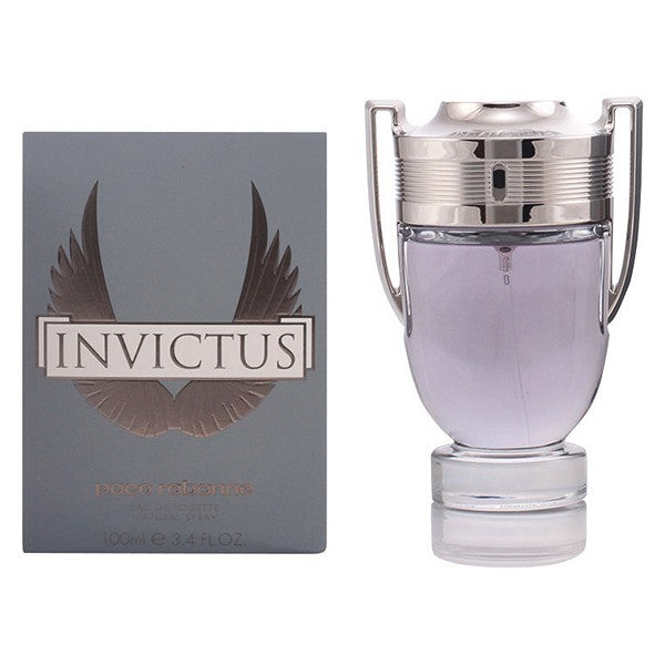 Perfume Hombre Invictus Paco Rabanne EDT - My Beauter Shop