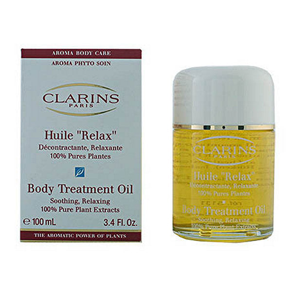 Aceite Corporal Relajante Huile Relax Clarins - My Beauter Shop