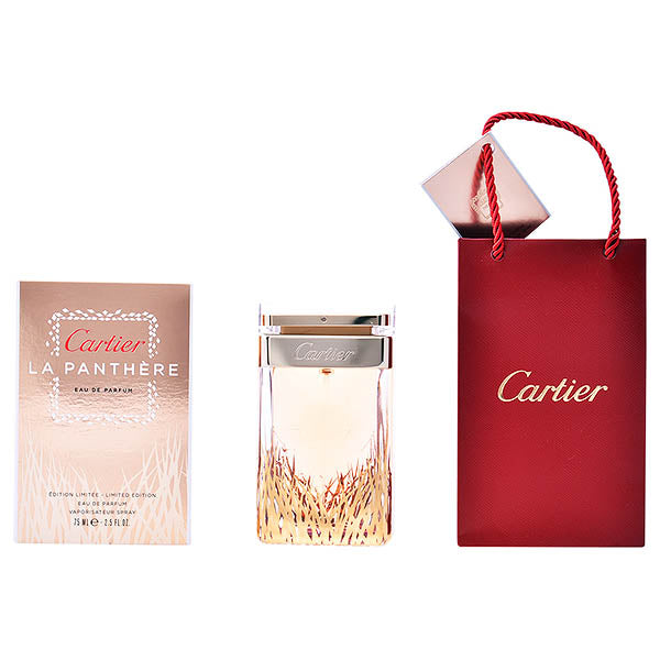 Perfume Mujer La Panthère Cartier EDP limited edition - My Beauter Shop