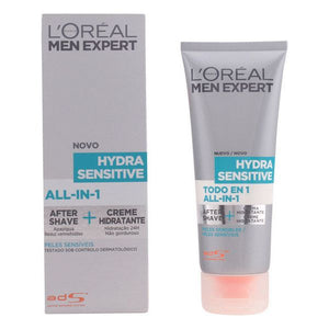 After Shave Men Expert L'Oreal Make Up - My Beauter Shop