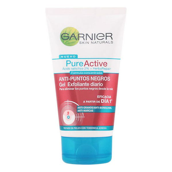 Gel Exfoliante Facial Pure Active Garnier - My Beauter Shop