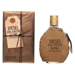 Perfume Hombre Fuel For Life Homme Diesel EDT - My Beauter Shop