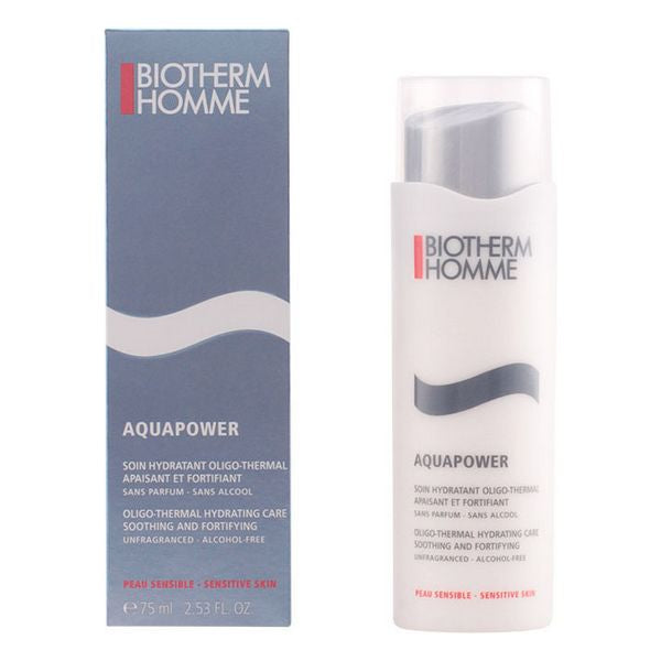Crema Hidratante sin Alcohol Homme Aquapower D-sensitive Biotherm - My Beauter Shop