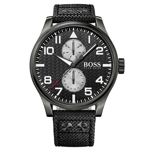 Reloj Hombre Hugo Boss 1513086 (50 mm) - My Beauter Shop