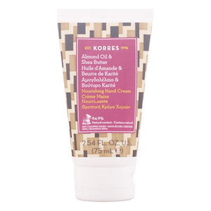 Crema de Manos Almond Oil & Shea Butter Korres - My Beauter Shop