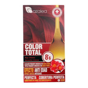 Tinte Permanente Antiedad Azalea Rojo intenso - My Beauter Shop