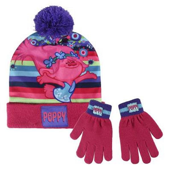 Gorro y Guantes Trolls 171 - My Beauter Shop