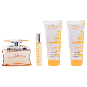 Set de Perfume Erótico Sex In Town Fantasy Concept V Design (4 pcs) - My Beauter Shop