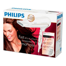 Secador de Pelo Philips HP8232 ThermoProtect Ionic 2200W Blanco - My Beauter Shop