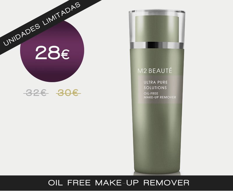 Oil Free Make Up Remover 150ml UNIDADES LIMITADAS - My Beauter Shop