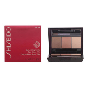 Shiseido - LUMINIZING SATIN eye color trio BE213-nude 3 gr - My Beauter Shop
