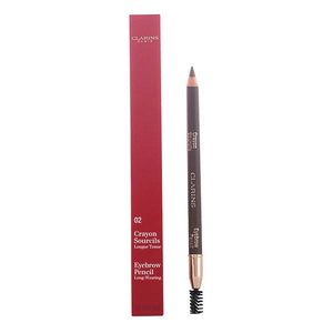 Clarins - CRAYON sourcils 02-light brown 1,3 gr - My Beauter Shop