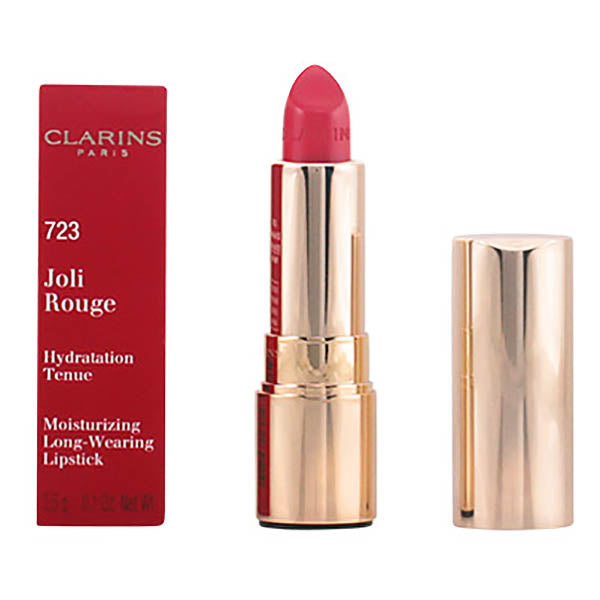 Clarins - JOLI ROUGE lipstick 723-raspberry 3,5 gr - My Beauter Shop