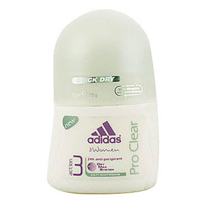 Adidas - ADIDAS WOMAN PRO CLEAR deo roll-on 50 ml - My Beauter Shop