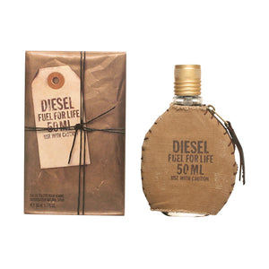 Diesel - FUEL FOR LIFE HOMME edt vapo 50 ml - My Beauter Shop