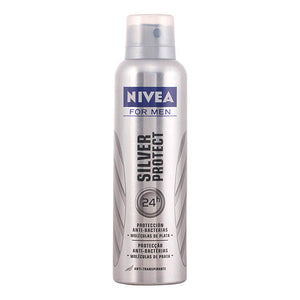 Nivea - MEN SILVER PROTECT deo vaporizador 200 ml - My Beauter Shop