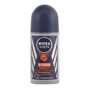 Nivea - MEN STRESS PROTECT deo roll-on 50 ml - My Beauter Shop