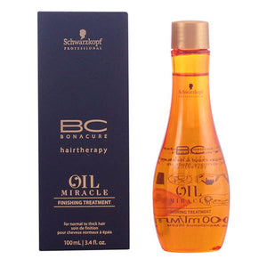 Schwarzkopf - BC OIL MIRACLE finishing treatment 100 ml - My Beauter Shop
