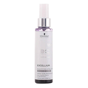 Schwarzkopf - BC EXCELLIUM beautyfing steel spray 100 ml - My Beauter Shop
