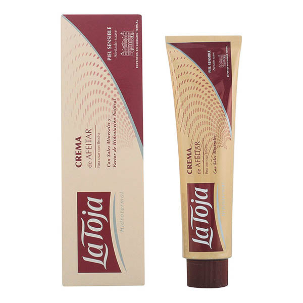 La Toja - CLASSIC SHAVING CREAM sensitive skin 150 gr - My Beauter Shop