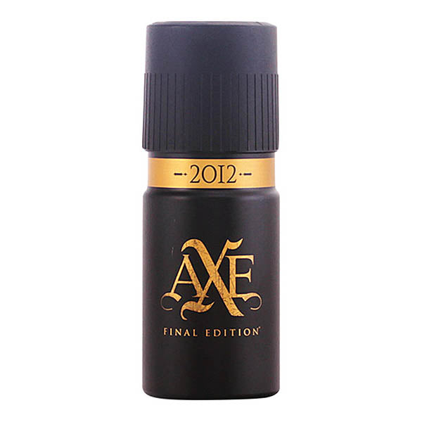 Axe - 2012 FINAL EDITION deo vaporizador 150 ml - My Beauter Shop