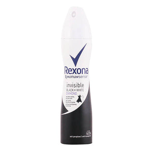 Rexona - INVISIBLE BLACK & WHITE deo vaporizador 200 ml - My Beauter Shop