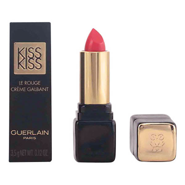 Guerlain - KISSKISS lipstick 345-orange fizz 3.5 gr - My Beauter Shop