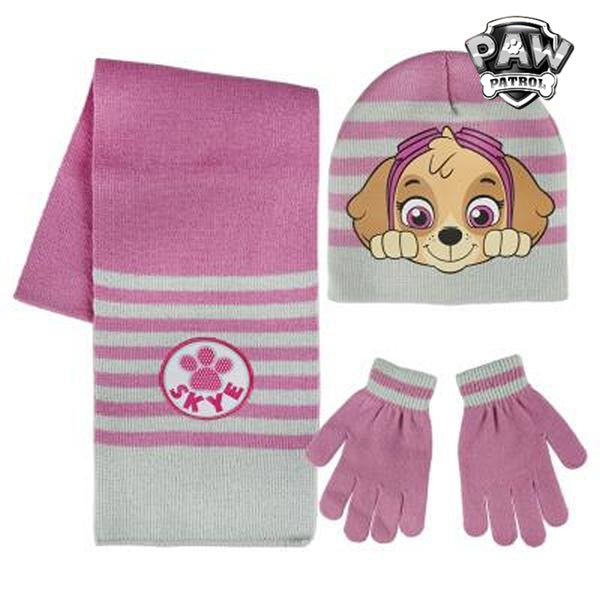 Gorro, Bufanda y Guantes The Paw Patrol 133 - My Beauter Shop