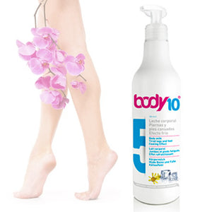 Crema para Piernas y Pies Cansados Body10 - My Beauter Shop