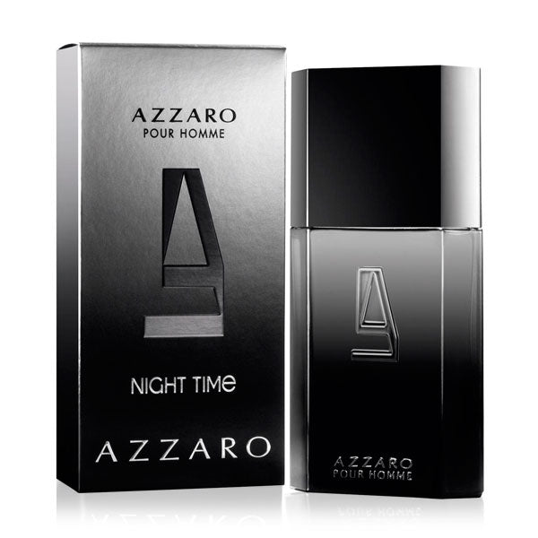 Azzaro - AZZARO POUR HOMME NIGHT TIME edt vapo 100ml - My Beauter Shop