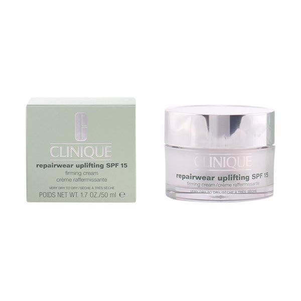 Clinique - REPAIRWEAR UPLIFTING firming cream SPF15 I 50 ml - My Beauter Shop